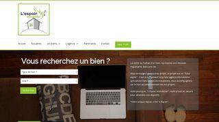 http://http://espoirimmobilier.creago.be/