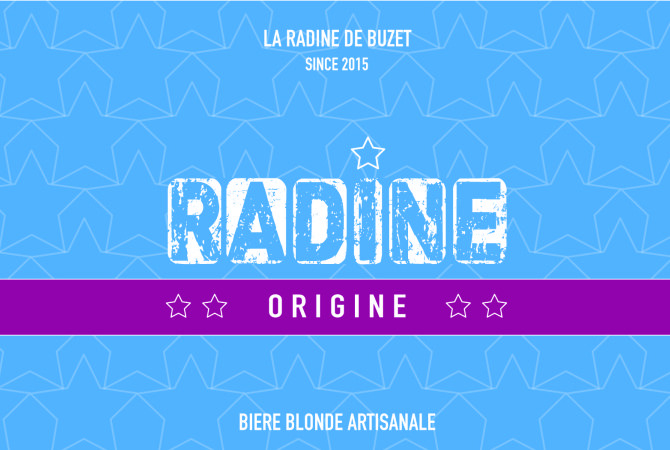 La Radine Origine