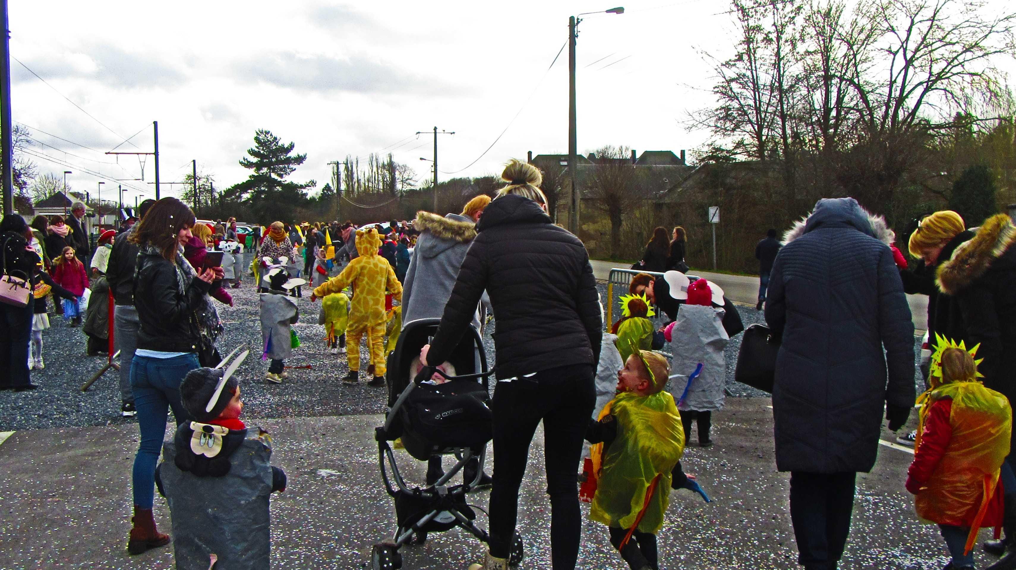 Le Carnaval des matrenelles
